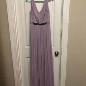 Brides Maid Dress light lavender